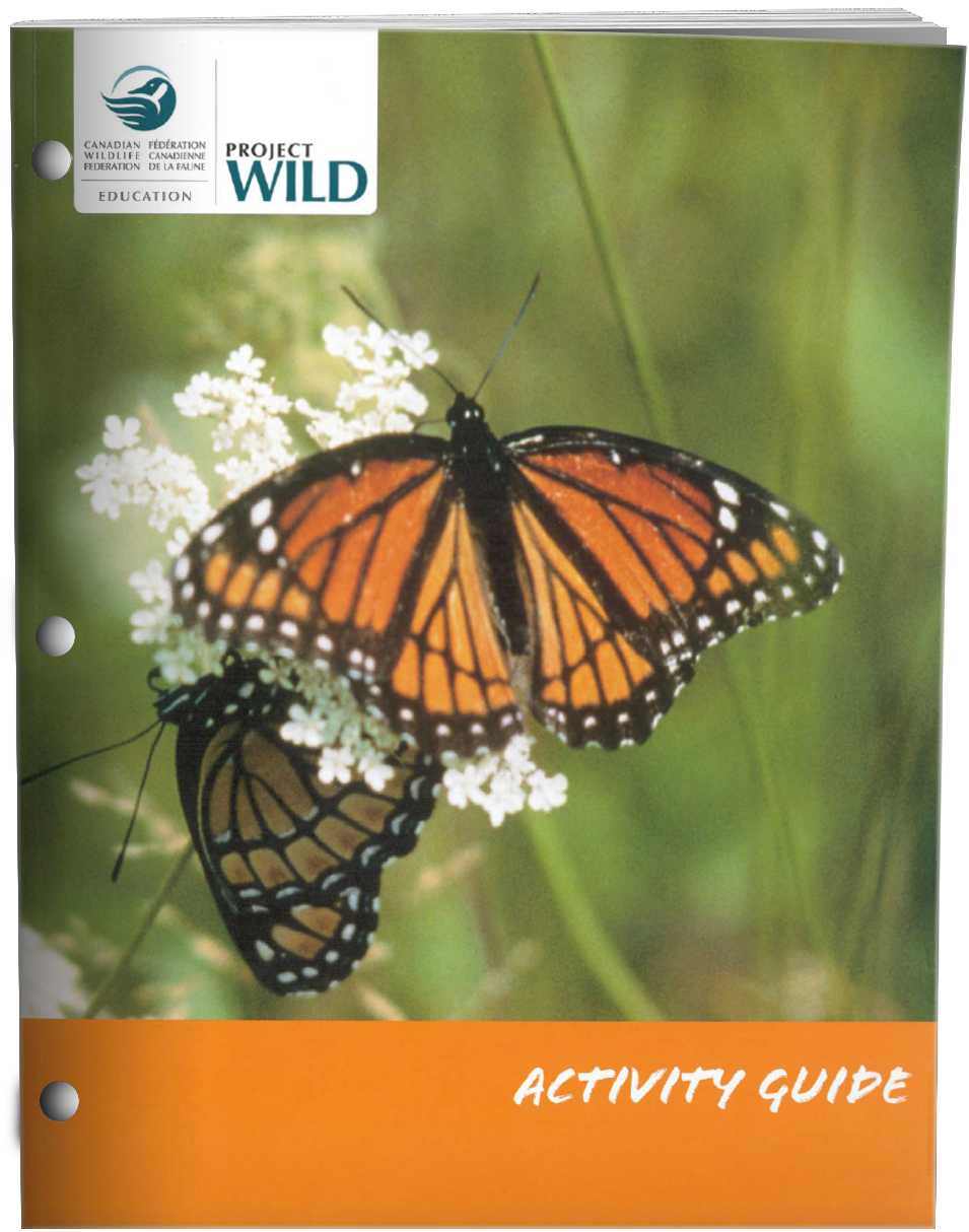 Project WILD program cover